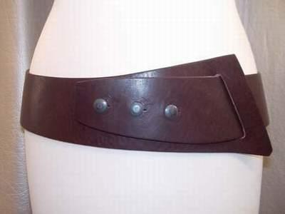 ceinture large pour grande taille ceinture large cuir souple femme. Black Bedroom Furniture Sets. Home Design Ideas