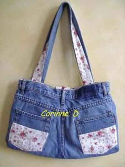 Jean horenstein sac sac a main armani jeans vernis noir comment faire un sac a main avec un jean - Faire un sac avec un jean ...