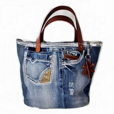 sac en jean fait main sac en jean customise tuto sac jean recycle. Black Bedroom Furniture Sets. Home Design Ideas